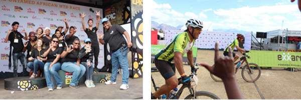 Ironman Foundation Cape Epic Cycle